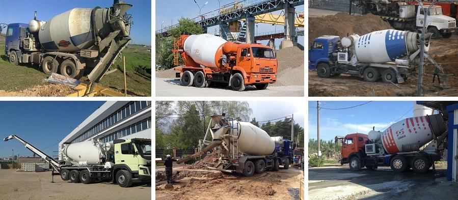 Купить бетон в Хабаровске с доставкой